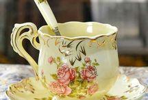 Porcelain Tea Time