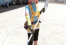 Pascal - Tales of Graces f / Normal clothes.  #pascal #tales #graces #talesof #videogame #cosplay #rydia