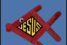 VBS crafts / by Krissy Phillips