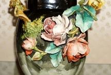 вазы+бутылки