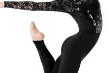 Sequin long sleeve unitard