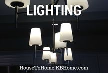 Love this Lighting! / Lighting can have a powerful impact on the ambiance in your home, so choosing the right types is important to get the desired effect. You can also save money and energy by choosing energy-efficient fixtures and bulbs.