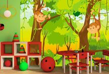 FOR KIDS - Murals - Fototapety