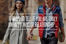 17 ways / unhappy relationships
