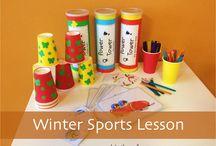 MY Winter Lesson