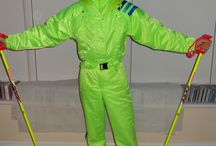 ski suit 80's IV. retro suit