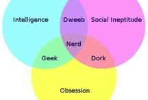 Geeking / by Martha Martha