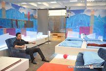 Habitaciones dormitoria glaciar