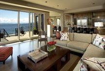 Living Room/Kitchen / Open concept rooms Ideas for family rooms