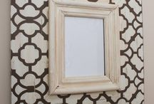 picture frames / by Olivia Starnes Brown