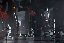 Star Wars Battlefront II / This new board is all about EA & Dice's upcoming video game, Star Wars Battlefront II. Release date: 14/11/2017