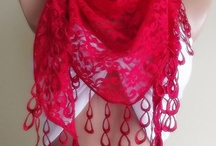 my handmade scarf