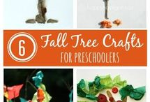 Seasons - Fall / A collection of all things FALL for your baby, toddler and preschooler. Printables, activities and crafts.