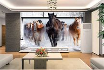 Horse Decor & Rooms / Equine inspired rooms and horse decor.