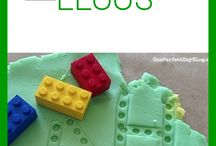 Homeschooling with Legos