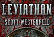 One Thing Reads to Another -- Leviathan by Scott Westerfeld / One book can spark interest in a lot of reading! Here is where this story took us in our reading...