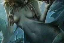 Deep Seas / Mermaids are nice. Sirens? Not that much.