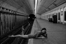 балерины в фотопроэктах
