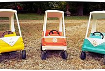 Cozy Coupe Make Over