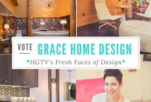 HGTV's Fresh Faces of Design Awards / Jackson Hole Personal Office