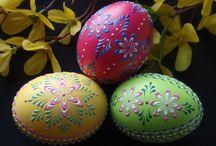 velkonočné / velkonočné vajíčka