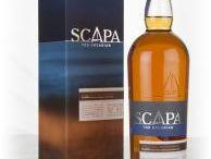 Scapa single malt scotch whisky / Scapa single malt scotch whisky