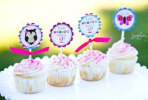 Owl Party | THEME / by Forever Your Prints