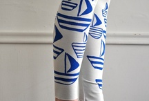 leggings / socks