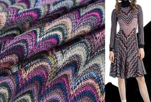 Missoni Fabric / Here you will find Missoni fabrics for sewing clothes