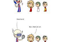 Funny Nordic Comics
