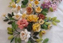 koza dan çiçekler