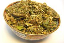Herbal Blends / Incense, teas, poultices, etc...