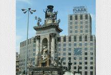¿ A dónde Vamos ? Terraza Hotel Catalonia plaza Barcelona