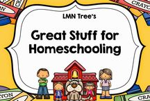 Great Stuff for Homeschooling / Great Resources and Activities for Homeschooling