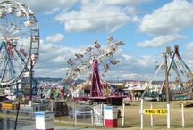 State & County Fairs / Rides, Attractions, Midways and Food