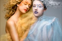 Fire and Ice Shoot / For my beauty and truth gals :)