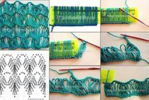 Hairpin lace