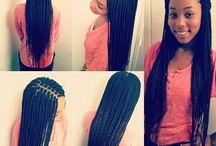 stylistic braids