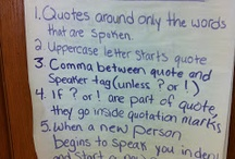 Middle school lesson plan writing dialogue