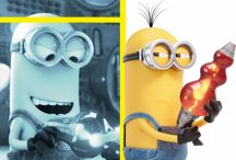 All Things Despicable / by Minions