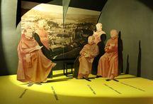 Trvalá expozice / Výběr fotek představující stálou vnitřní expozice Mendelova muzea