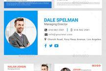 Email signature inspiration