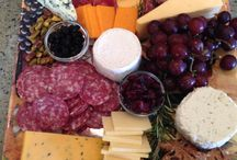 meat/cheese tray's