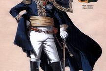 Marechaux et Généraux du Premier et deuxième Empire
