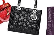 Handbags I Covet / There is something so wonderful about carrying a designer handbag... and I do mean handbag to be carried by the hand.