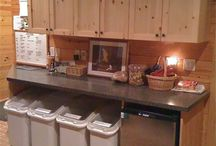 Feed Room Organization / horse barn feed room organization ideas
