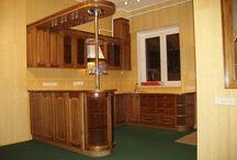 Изготовление кухонь на заказ (Manufacture of kitchens to order) / Кухонная мебель по индивидуальным проектам