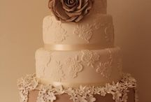 Wedding cakes- Cup cake-