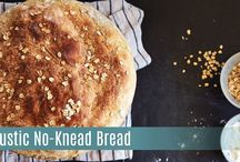 Bready Goodness / Is there anything yummier than bread?