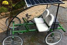 Solar Bikes